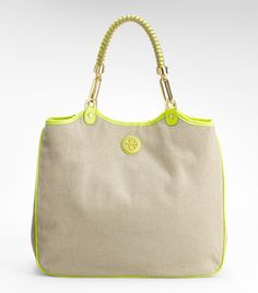 Tory Burch... casual everyday bag