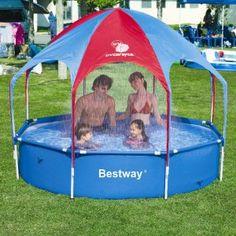 1000 images about piscinas infantiles on pinterest for Algas en piscinas de plastico