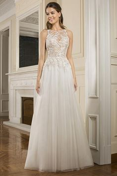 Jacquelin Bridals Canada - 7884 - Wedding Gown - Wedding Gown