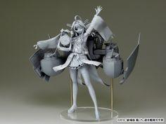 Kantai Collection ~Kan Colle~ - 1/7 - Kongou - Aoshima (?) - Statuen / PVC - Figuren - Japanshrine