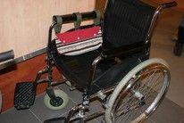 Rollstuhltasche I Freebook nähen