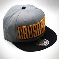 Fresno Crushers Fitted Hat