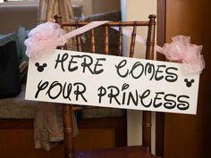 19 Disney Wedding Ideas That Aren't Cheesy | Photo by: Sean J. Mason Photography | TheKnot.com