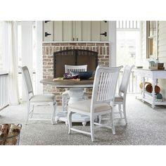 Buy the Paula Deen Dogwood Breakfast Table UF-597A657 at Carolina Rustica