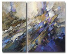 "Breakthrough by Christopher Westfall Acrylic ~ 24"" x 30"""