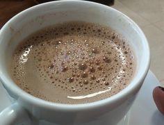 Receita de Receita de mistura para cappuccino caseiro.