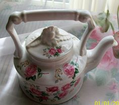 Vintage Arthur Wood teapot  2 cup teapot  by NewtoUVintage on Etsy