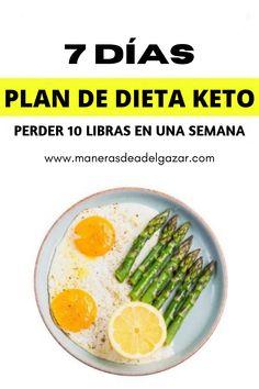 Ketogenic Diet Meal Plan, Keto Meal Plan, Diet Meal Plans, Diet Menu, Meal Prep, High Fat Diet, Low Carb Diet, Natur House, Diet Recipes