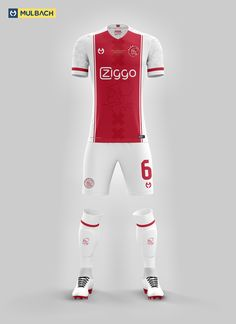Ajax Amsterdam Kits Concept on Behance Soccer Kits, Football Kits, Afc Ajax, Classic Football Shirts, Fashion Graphic Design, Soccer World, Football Shoes, Sports Shirts, Champions League