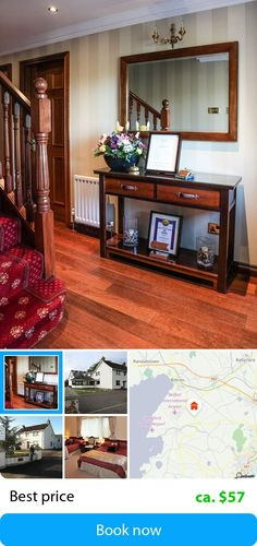 Keef Halla Country House (Antrim, United Kingdom) – Book this hotel at the cheapest price on sefibo.