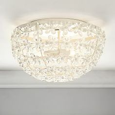 LIGHTING: Blossom Flushmount Ceiling Lights, Ceiling Light Fixtures & Ceiling Lighting | PBteen