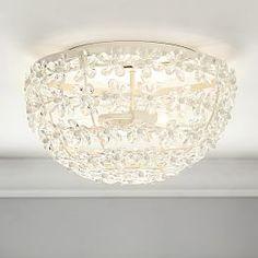 LIGHTING: Blossom Flushmount Ceiling Lights, Ceiling Light Fixtures & Ceiling Lighting | PBteen