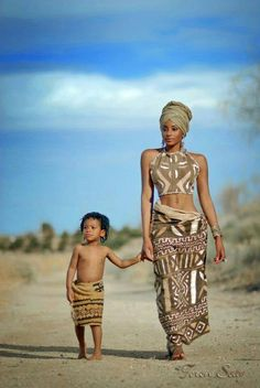 Beautiful African Fashion!