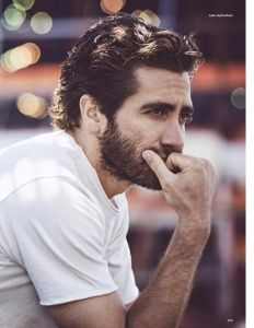 UK GQ Style F/W 2016: Jake Gyllenhaal by Matthew Brookes - the Fashion Spot