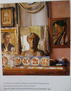 identical eye: Where the Bloomsbury Group/Set Chilled...
