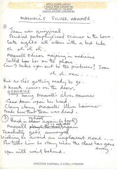 Paper writer lyrics traducida