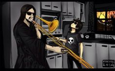 When Persephone isn't home…<---I love this so much I accept