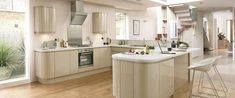 The Bayswater is a contemporary minimalist kitchen offered by Howdens Joinery. It is just one example of the quality kitchens we install as specialist fitters of Howdens kitchens. Howdens Kitchens, Home Kitchens, Modern Kitchens, Traditional Kitchens, New Kitchen, Kitchen Dining, Kitchen Ideas, Kitchen Hacks, Kitchen Storage