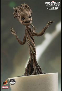 Hot Toys : Guardians of the Galaxy - Little Groot 1/4 scale Collectible