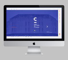 City Sense Platform by Irene Shkarovska, via Behance