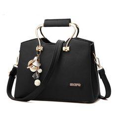 c0358ecba592 Women s Bag Handbag Shoulder Crossbody Top-Handle Bags Female Designer  Messenger Fashion Bolsas Feminina Edition Sweet Lady 2018
