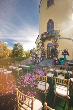 Сказочная свадьба Валерия и Светланы | Статьи о свадьбе | www.wedcake.ru - свадьба в Санкт-Петербурге