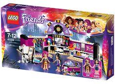 LEGO FRIENDS 41104 Popstjärnornas loge