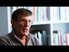 "Leonard Nimoy talks about his career, Spock, and the origins of ""live long and prosper"""