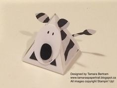Handmade Cards; Handmade Gifts; Boxes; Pyramid Pals; Playful Pals; 2016 Occasions Catalogue; Stampin' Up! Teacher Gifts; Teacher Treats; Tamara's Paper Trail