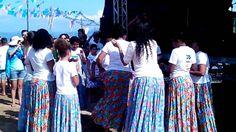 Grupo de Jongo - Ilha do Araújo - Festa de São Pedro - Paraty - Rio de Janeiro