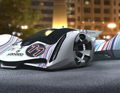 """Check out new work on my @Behance portfolio: """"MANTA LMP1 ELECTRIC AERO CONCEPT RACER"""" http://on.be.net/1LTbRII"""