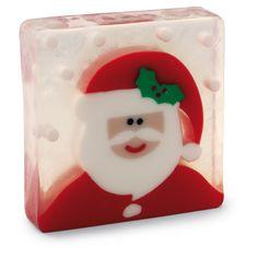 Pastilla de jabón Navidad