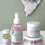 Start your own range of bath products
