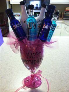 Easy birthday gift!