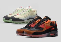 "Nike Air Max ""Halloween Pack"" – Release Date"