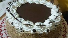 Gesztenye torta recept | APRÓSÉF.HU - receptek képekkel My Recipes, Fudge, Birthday Cake, Cooking, Food, Cakes, Google, Pies, Food Cakes