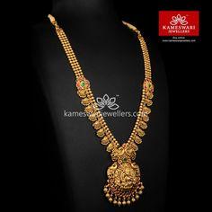 Gold Earrings Designs, Beaded Jewelry Designs, Gold Designs, Necklace Designs, Gold Temple Jewellery, Gold Jewellery Design, India Jewelry, Antique Jewellery, Indian Wedding Jewelry