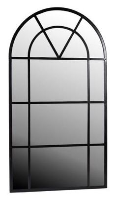 Meuble Miroir métal arrondi - Mobilier Miroirs Signature