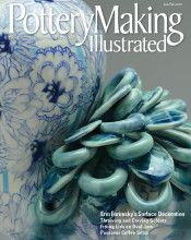 Pottery Making Illustrated January/February 2015 Issue Cover