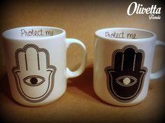 """Mugs """"Protect Me"""" Mugs, Tableware, Dinnerware, Cups, Tumbler, Dishes, Mug, Serveware"""