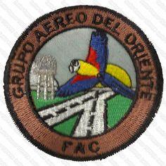 GAORI, Grupo Aéreo del Oriente, Marandúa AFB