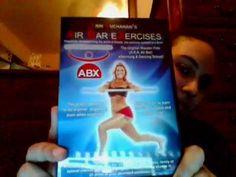Erin Buchanan's Air Bar Exercises