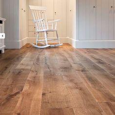 verouderde houten vloeren