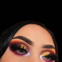 baddie makeup – Hair and beauty tips, tricks and tutorials Beautiful Eye Makeup, Flawless Makeup, Cute Makeup, Glam Makeup, Pretty Makeup, Skin Makeup, Makeup Inspo, Bridal Makeup, Eyeshadow Makeup