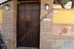 Puertas :: El Cortijo Design, S.L. :: Mijas Costa (Málaga)