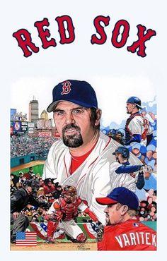 Jason Varitek, Red Sox Nation, Boston Red Sox, Baseball Cards, Sports, Hs Sports, Sport