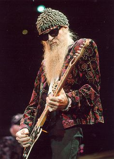 got a pic with him in Houston ! Billy F Gibbons, Berry Oakley, Rock And Roll, Frank Beard, The Jam Band, Zz Top, Bfg, Concert Photography, Sharp Dressed Man