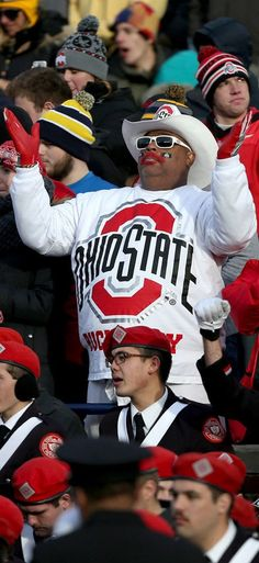 Ohio State Football #GoBucks #Buckeyes