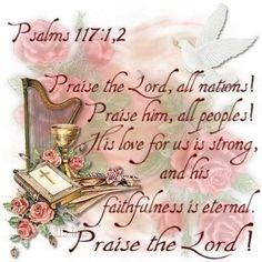 Psalm 117:1-2