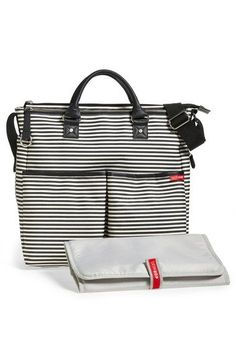 c6b81b0f0673a Skip Hop 'Duo - Special Edition' Diaper Bag available at #Nordstrom Diaper  Storage